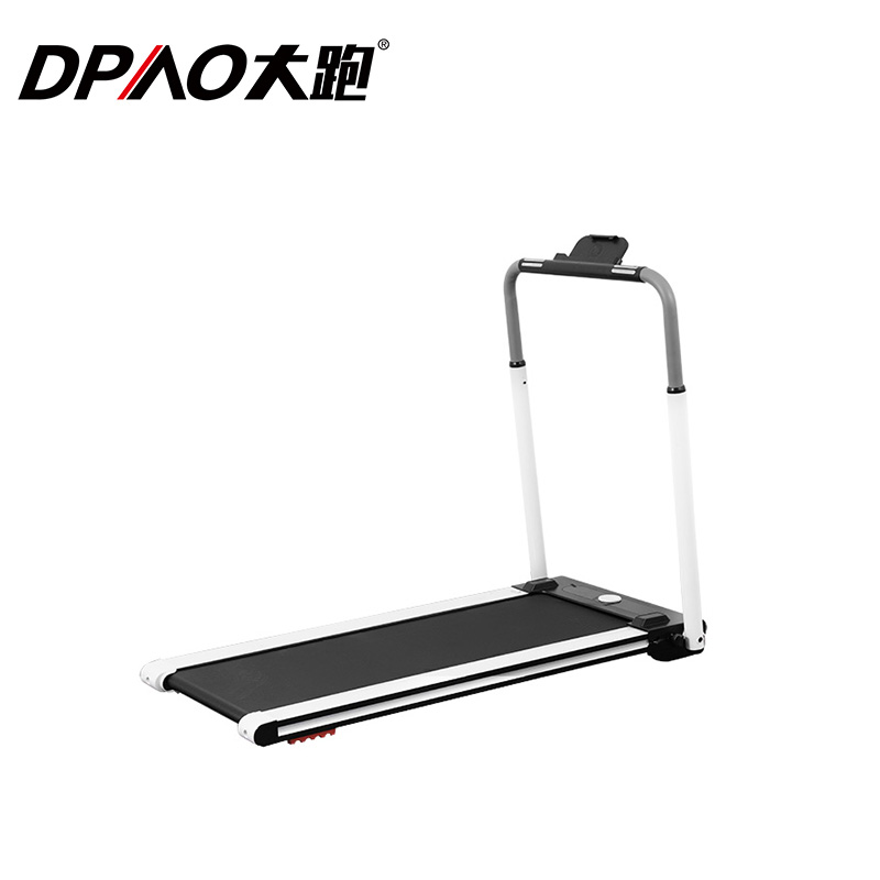 A2 Folding Jogging Machine Mini Walking Motorized Electric Treadmill