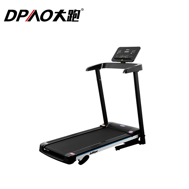 A6 Plus Life Fitness Motorized Home Folding Treadmill