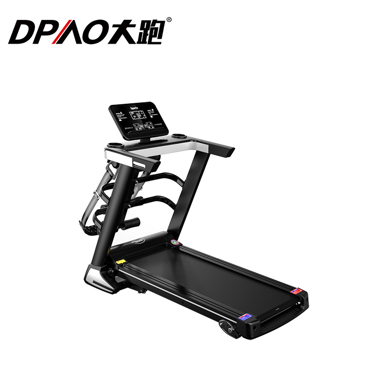 A9  Plus Color Screen Multi-function Treadmill