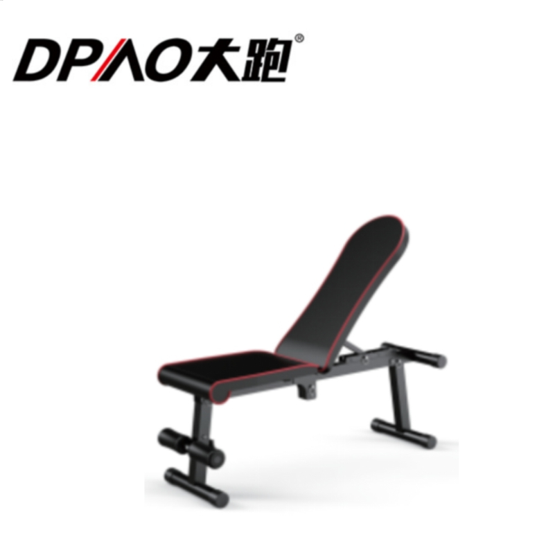 6412 Indoor Household Dumbbell Stool Adjustable